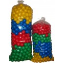 Plastikové loptičky 7 cm / 250 ks